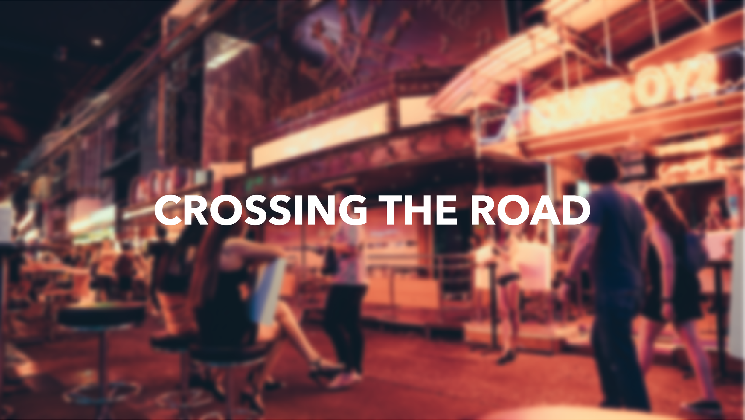 Crossing the Road Video Preview Image