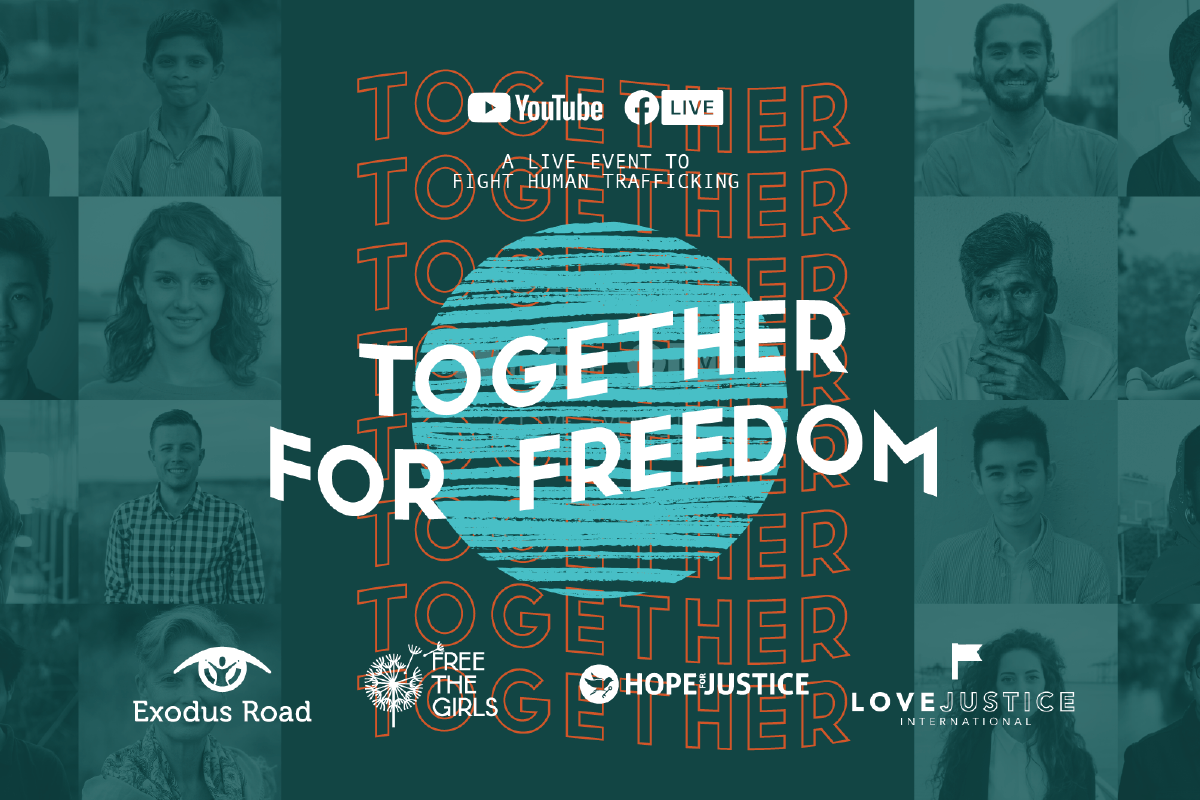 Together for Freedom Preview Thumbnail