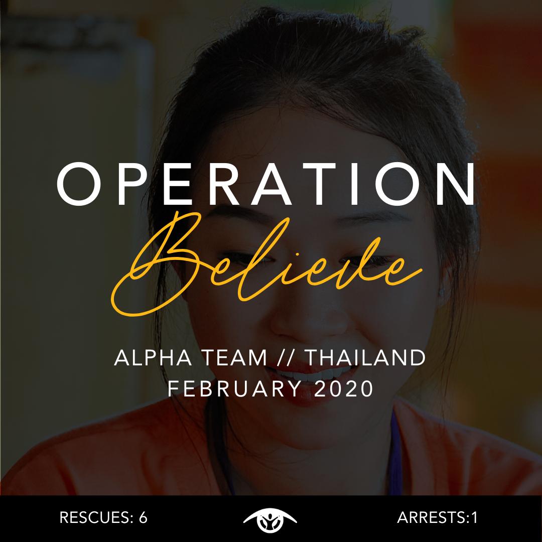 Operation Believe
