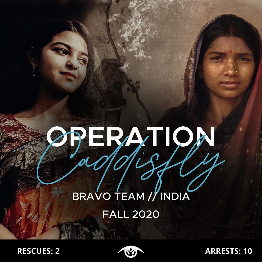Operation Caddisfly
