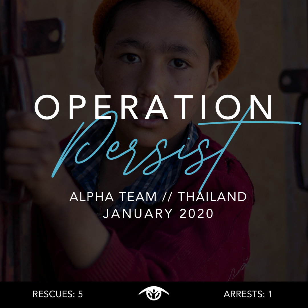 Operation Persist