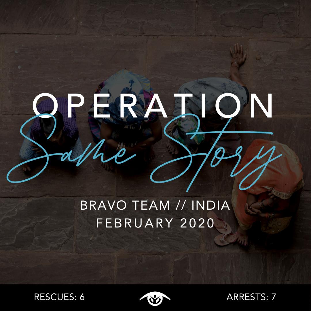 Operation Same Story