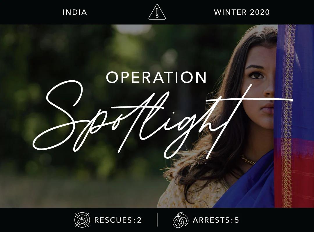 Operation Spotlight