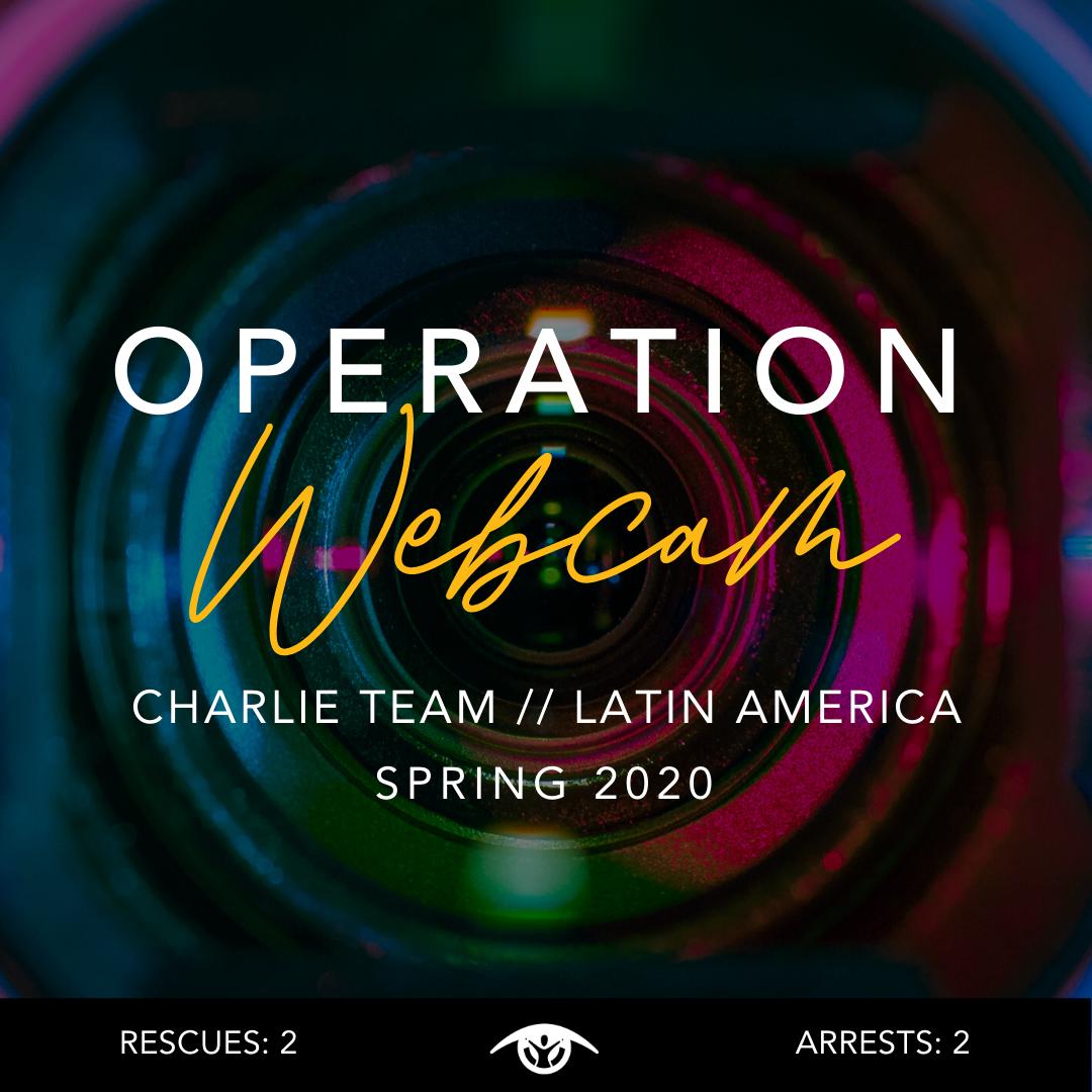 Operation Webcam