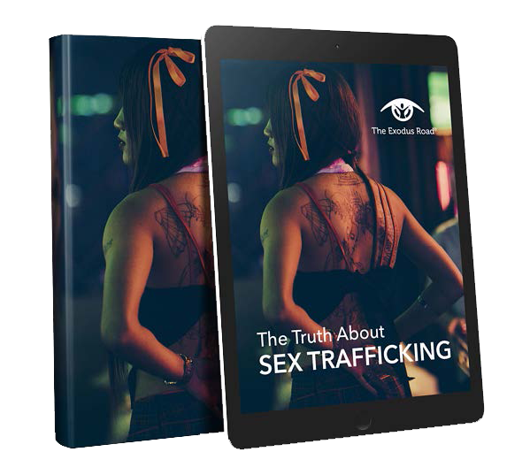 Preview image of The Truth About Sex Trafficking eBook