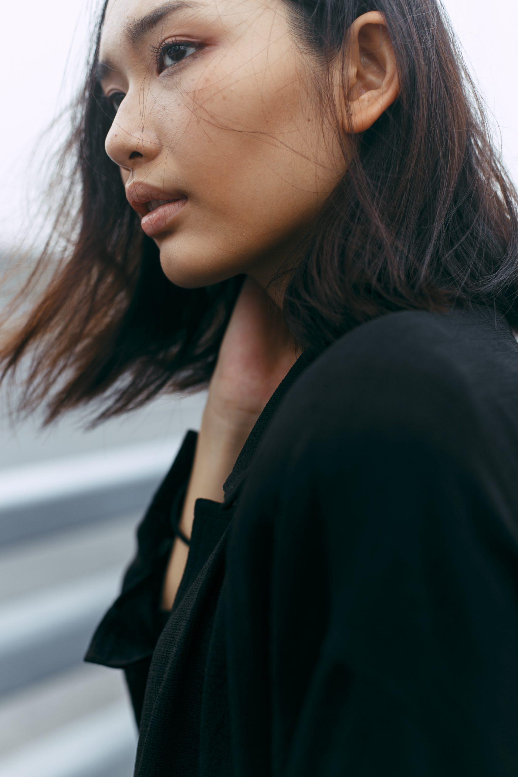 Representative image of young female Thai survivor.