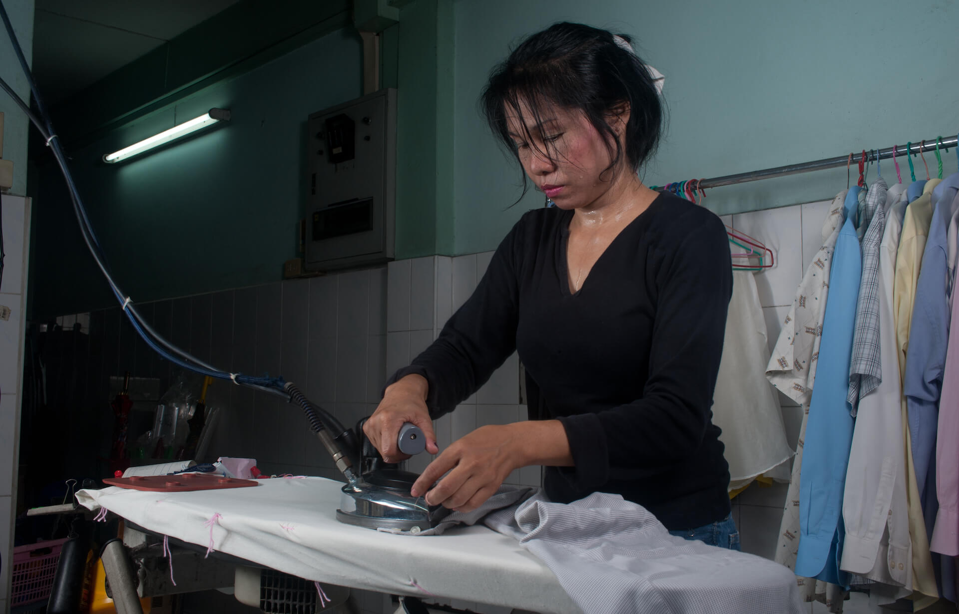 Domestic workers are often victims of forced labor in the United States.